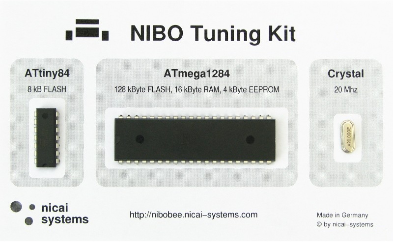 NIBO Tuning Kit