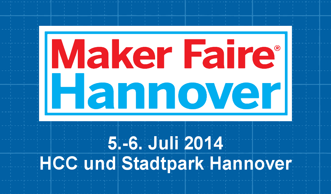 MakeFaire 2014 in Hannover